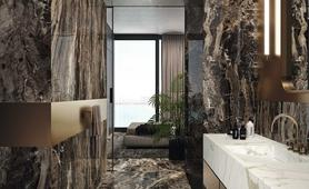 The Top Bathroom Collection - Marazzi 10018